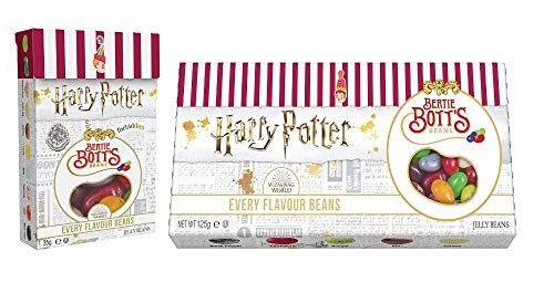Jelly Belly Harry Potter Set - Jelly Beans 2er Set - Bertie Bott's 125g, 35g (160g)