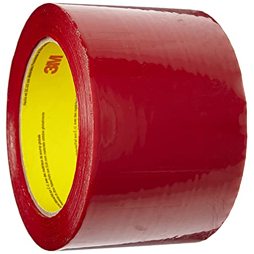 3M Construction Seaming Tape 8087CW, Red, 72 mm x 50 m