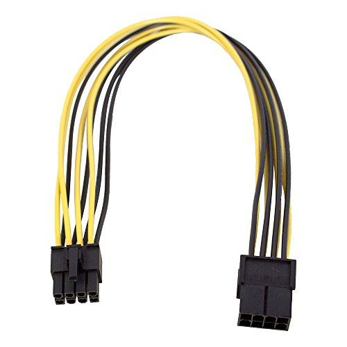 EPS12V用電源変換ケーブル 30cm OWL-CBPU061