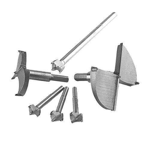 ShopXJ ボアビット 木工用ドリル 木工用穴あけ ホールソー 電動ドリル 10本セット