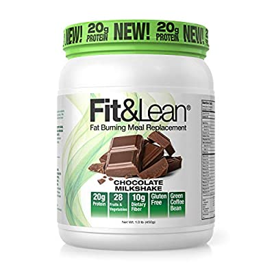 Fit & Lean Fat Burning Meal Replacement