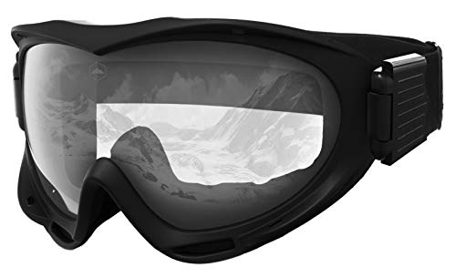 Ski & Snowboard Goggles - Snow Glasses for Skiing, Snowboarding,...