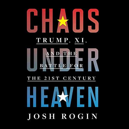 Chaos Under Heaven cover art