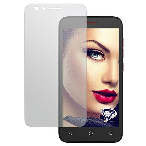 mtb more energy® Schutzglas für Alcatel One Touch Go Play (7048X, 5.0'') - Tempered Glass Protector Schutzfolie Glasfolie