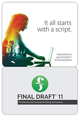 Top Screenwriting Software