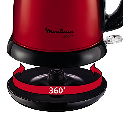 Moulinex-FG360D11-Filterkaffeemaschine-Subito-Rot