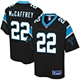 NFL PRO LINE Men's Christian McCaffrey Black Carolina Panthers Team Jersey