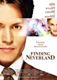 FINDING NEVERLAND - JOHNNY DEPP – Imported Movie Wall