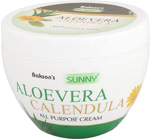 Sunny Aloe Vera Calendula Cream, 125g