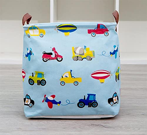JKLJKL Cubo Plegable Caja de Almacenamiento Ropa Bins DE Almacenamiento para Juguetes Organizadores Cestas para Nursery Office Closet Shelf (Color : 16, Size : 32x32x32cm)