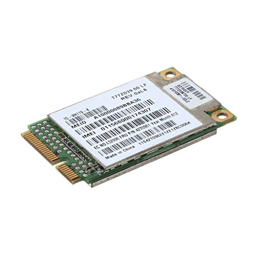 Ontracker - Tarjeta 3G WWAN 42T0961 UNDP1 para Thinkpad GOBI1000 X200 X301 T400 T500 W500 3G