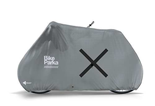 BikeParka - Stash Waterproof Bicycle Cover
