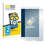 BROTECT 2X Entspiegelungs-Schutzfolie kompatibel mit Huawei MediaPad M3 8.4 Bildschirmschutz-Folie Matt, Anti-Reflex, Anti-Fingerprint
