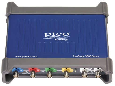 Pico 3403D PicoScope PC Oscilloscope 4 channels with FG/AWG,50 MHz