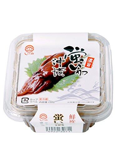 【メーカー直送】 しいの食品 蛍いか沖漬 カップ 150g おつまみ ご飯のお供 珍味