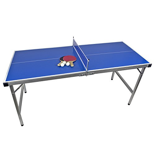 Why Choose Poolmaster 72724 Outdoor Jr. Table Tennis Game