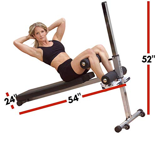 Body-Solid GAB60 Adjustable Ab Board
