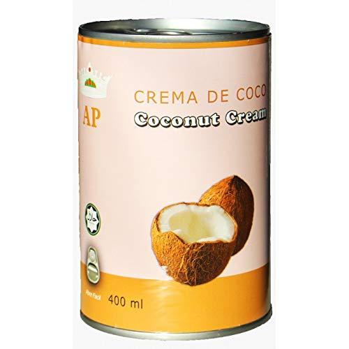 AP- Crema de Coco - Coconut Cream - Ideal para