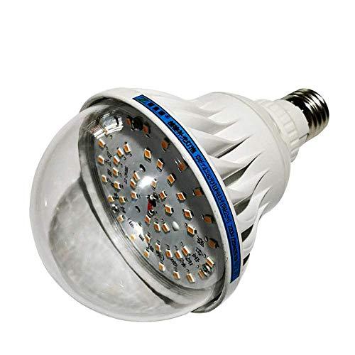 Dpliu LED Cultive Lights Spectrum Grow Lamp Spectrum LED Planta Luz de llenado, plántulas Fuertes, plántulas de Frutas y Verduras, Luces de Crecimiento Impermeable