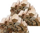 90 kg splintfreies Brennholz reine Buche 0,69€/kg, incl. Versand Kaminholz Holz Feuerholz aus 100% Buche für Kaminofen Feuerstelle Ofen Herd