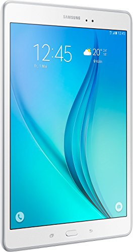 Samsung Galaxy Tab A T555N 24,6 cm (9,7 Zoll) LTE TabletPC (QuadCore, 1,2 GHz, 16 GB, Android 5.0) weiß