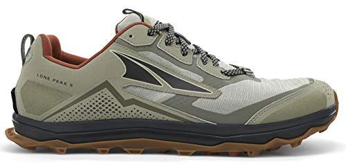 ALTRA AL0A4VQE Men's Lone Peak 5 Trail Running Shoe, Khaki -...