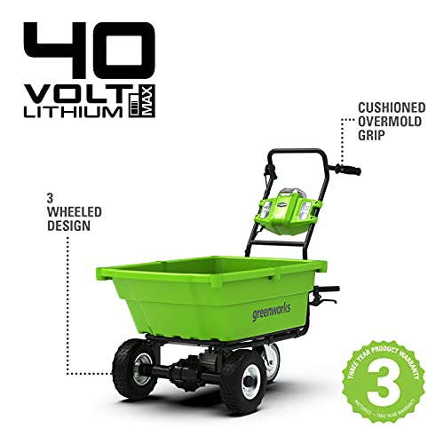 Best Motorised Wheelbarrows & Carts