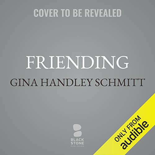 Friending audiobook cover art