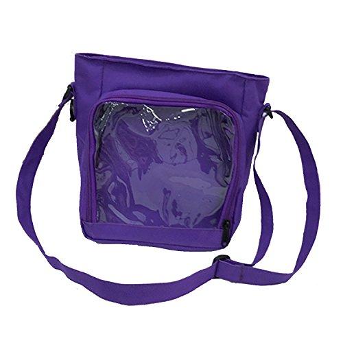 Ita Bag Shoulder Bag Crossbody Bag Purse Anime School Bag DIY, Cosplay,Comic Con