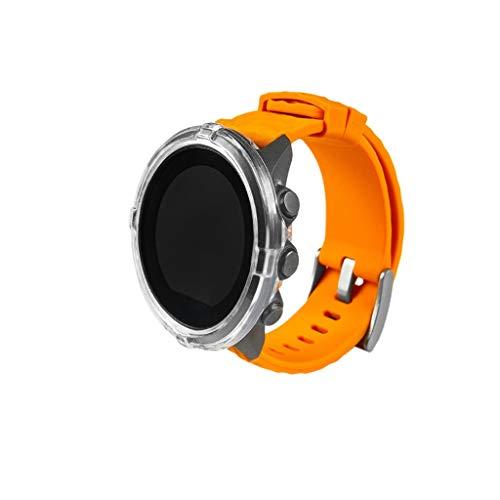 ★Coloré(TM) Housse de Protection de Remplacement pour Suunto Spartan Sport Wrist HR Baro TPU Protect Case Résistante aux Chocs et aux éclats (Clair)