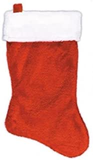Amscan International Christmas Plush Stockings 45cm (3 Pack)