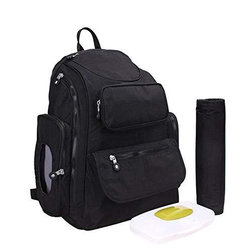 MJHEASH luier veranderen tas rugzak vervanging pad doekjes doos rugzak reizen multifunctionele
