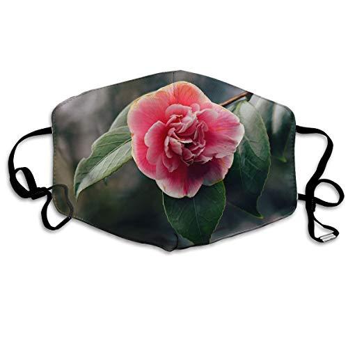 Azalea Flower Plant Gepersonaliseerde maskers maskers winddicht warme maskers waterdichte maskers kunnen worden hergebruikt bij het uitgaan
