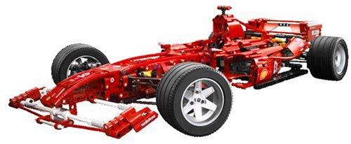 Discounted Lego Ferrari F1 Racer 1 8 8674 B000exn8es Freedimonyca