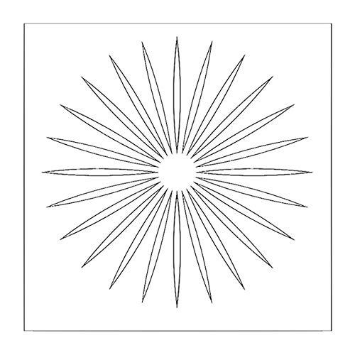 Multi blumen blätter riss kunststoff schablone für diy scrapbooking präge papier karten dekorative handwerk neue 2018 vorlagen 6 * 6in [brennpunkt]
