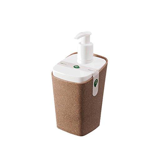 Porta Sabonete Líquido Bios 350 ml - Coza