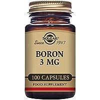 Solgar Boro Cápsulas vegetales de 3 mg - Envase de 100
