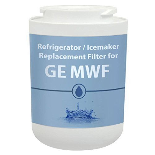 Aqua Fresh Replacement Water Filter for GE GSE22ETHCC / GSE22ETHWW Refrigerator Models AquaFresh