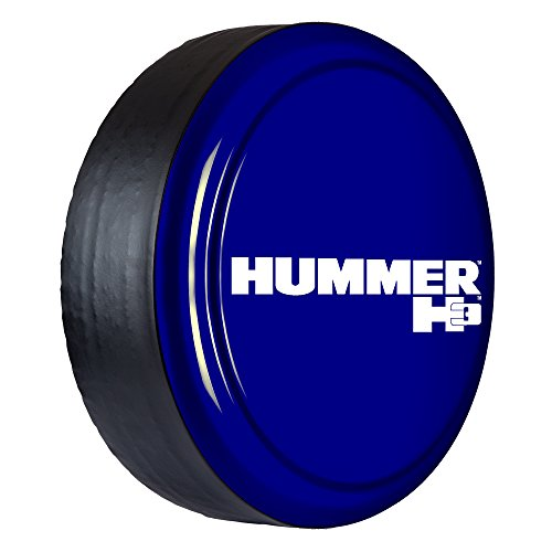 07 hummer h3 spare tire cover - 3
