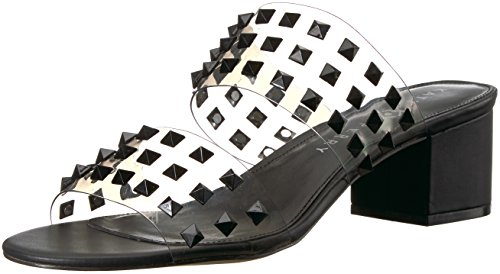Katy Perry Damen The Kenzie Sandalen mit Absatz, schwarz, 36 EU