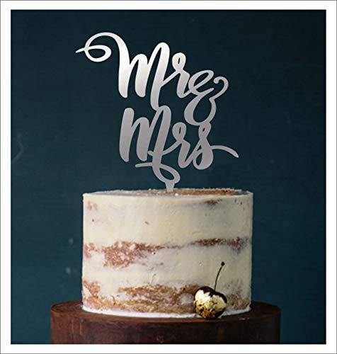 Manschin-laserdesign cake topper, taartfiguur acryl, taartstandaard, etagère bruiloft bruidstaart