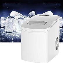 Mini Automatic Electric Ice Maker, Round Block Ice Cube Making Machine Coffee Shop Bar Home 10KG Desktop 10Kg/24H