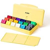 Himi Gouache 18-Color Paint Set