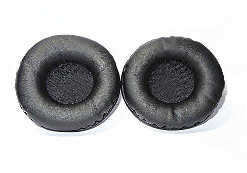 Nature Replacement Ear Pads Pad Cushion for JVC HA-S400B HA-S400 HA-NC80 HA-NC120 Noise Cancelling Headphones