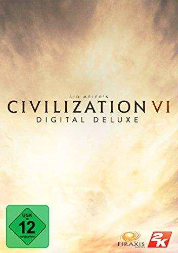 Sid Meier's Civilization VI Deluxe Edition [PC Code - Steam]
