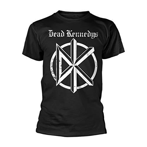 Dead Kennedys Logo T-Shirt schwarz XL