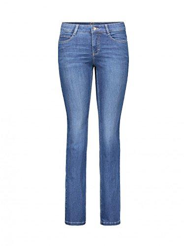MAC Jeans Damen Dream Jeans, D569 (mid Blue Authentic wash), 44/34