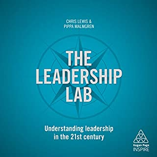 The Leadership Lab audiobook cover art