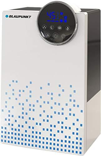 Blaupunkt AHS601 Humidificador, 25 W, 220 V, Plateado, 27x21x44 cm