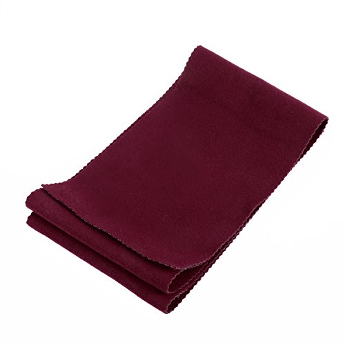 Learn More About WINOMO 12815CM Piano Keyboard Dust Cover Key Cover Cloth (Red)